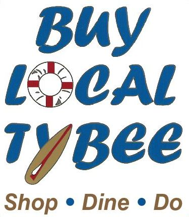 Buy Local Tybee Sticker